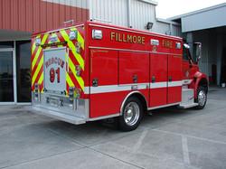 13-Ft. Non-Walk-In Rescue Squad