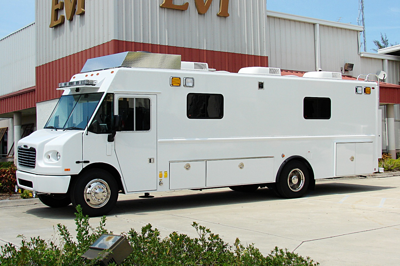 EVI 24-Ft. Walk-In Mobile Unit