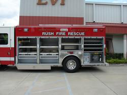 18-Ft. Non-Walk-In Rescue Squad