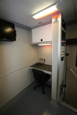 23-Ft. Walk-In Command Vehicle