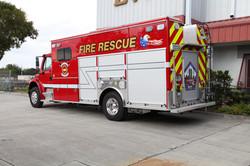20-Ft. Crew Body Fire Rescue Truck