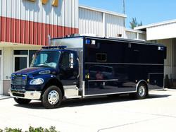 evi swat tactical mobile command uni