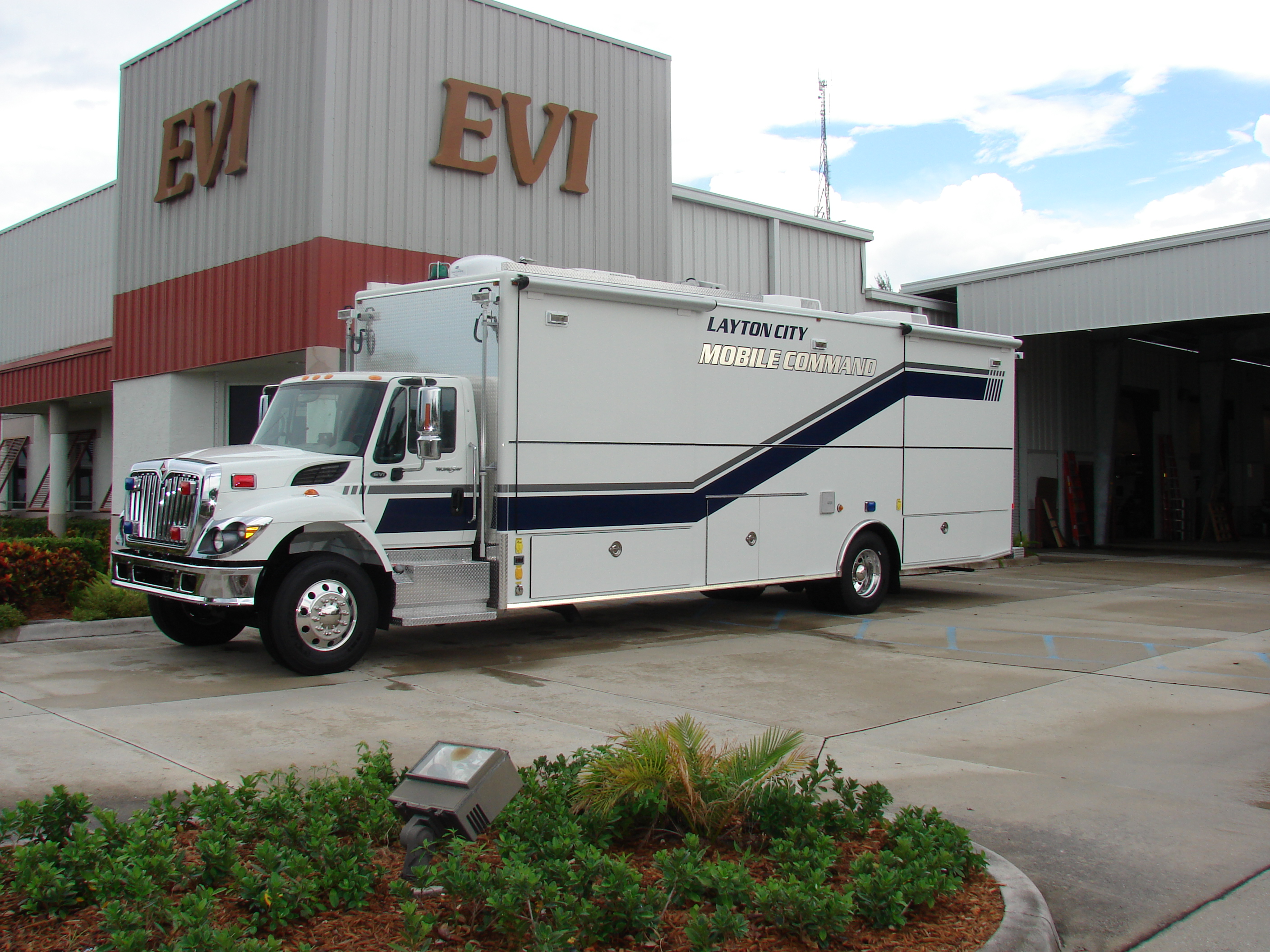 EVI Mobile Command / Communications