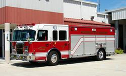 EVI 18-Ft. Non-Walk-In Rescue Truck