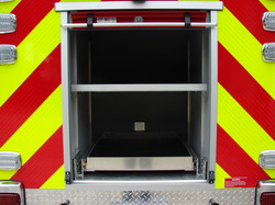 10-Ft. Non-Walk-In Support Vehicle