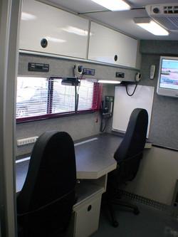 30-Ft. Command Post Vehicle