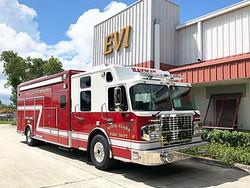 EVI 25 ft crew body hazmat rescue
