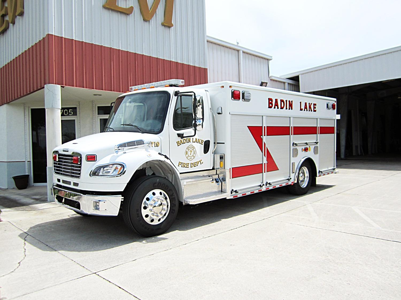 Medium Rescue Vehicles