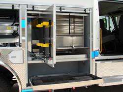 13-Ft. Non-Walk-In Fire Rescue Truck
