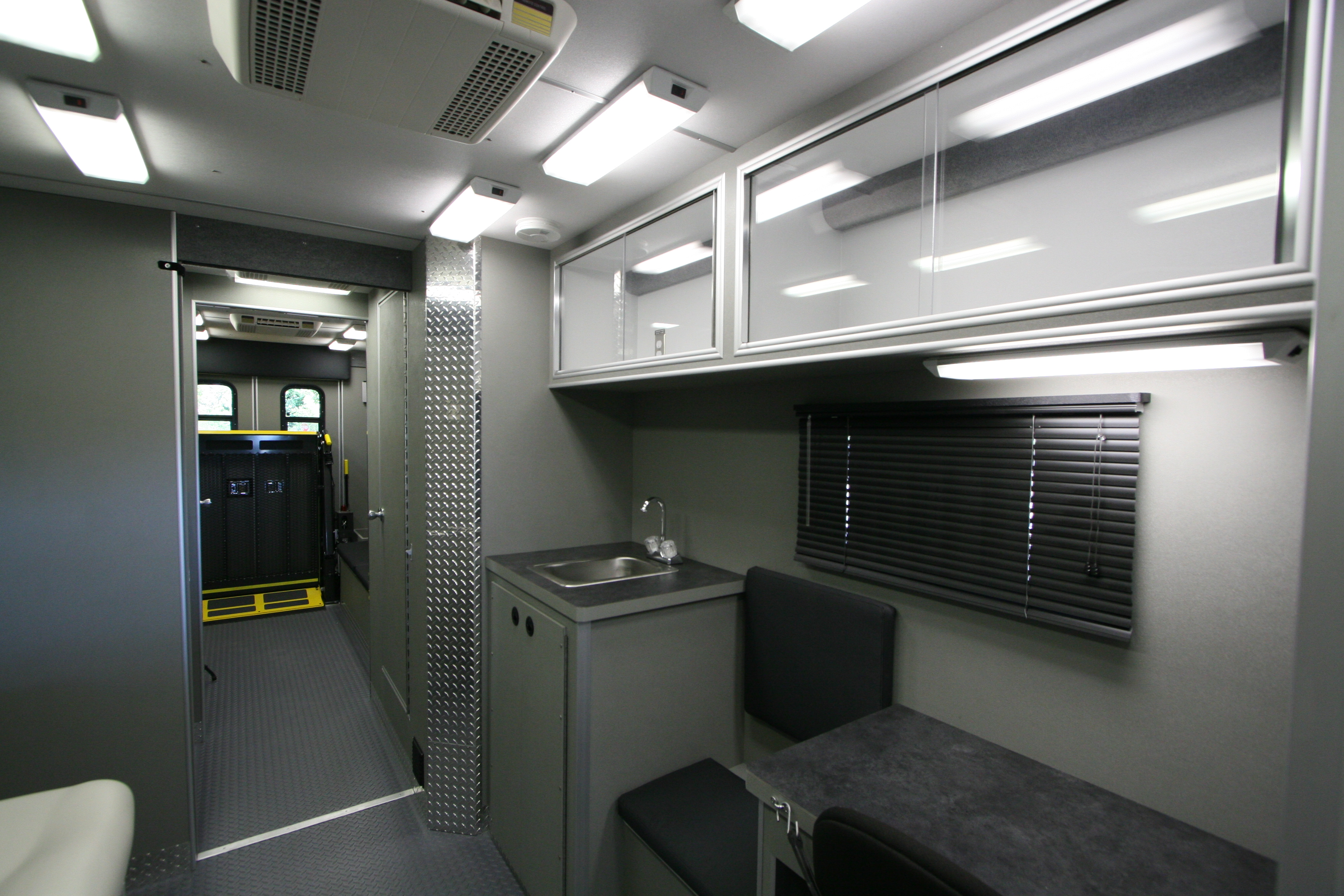 20-Ft. Walk-In Mobile Patient Center