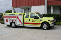 EVI 10-Ft. Fire Department Support