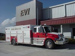 EVI 18 Ft Non-Walk-In Rescue Truck