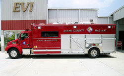 EVI Haz-Mat / Command Emergency