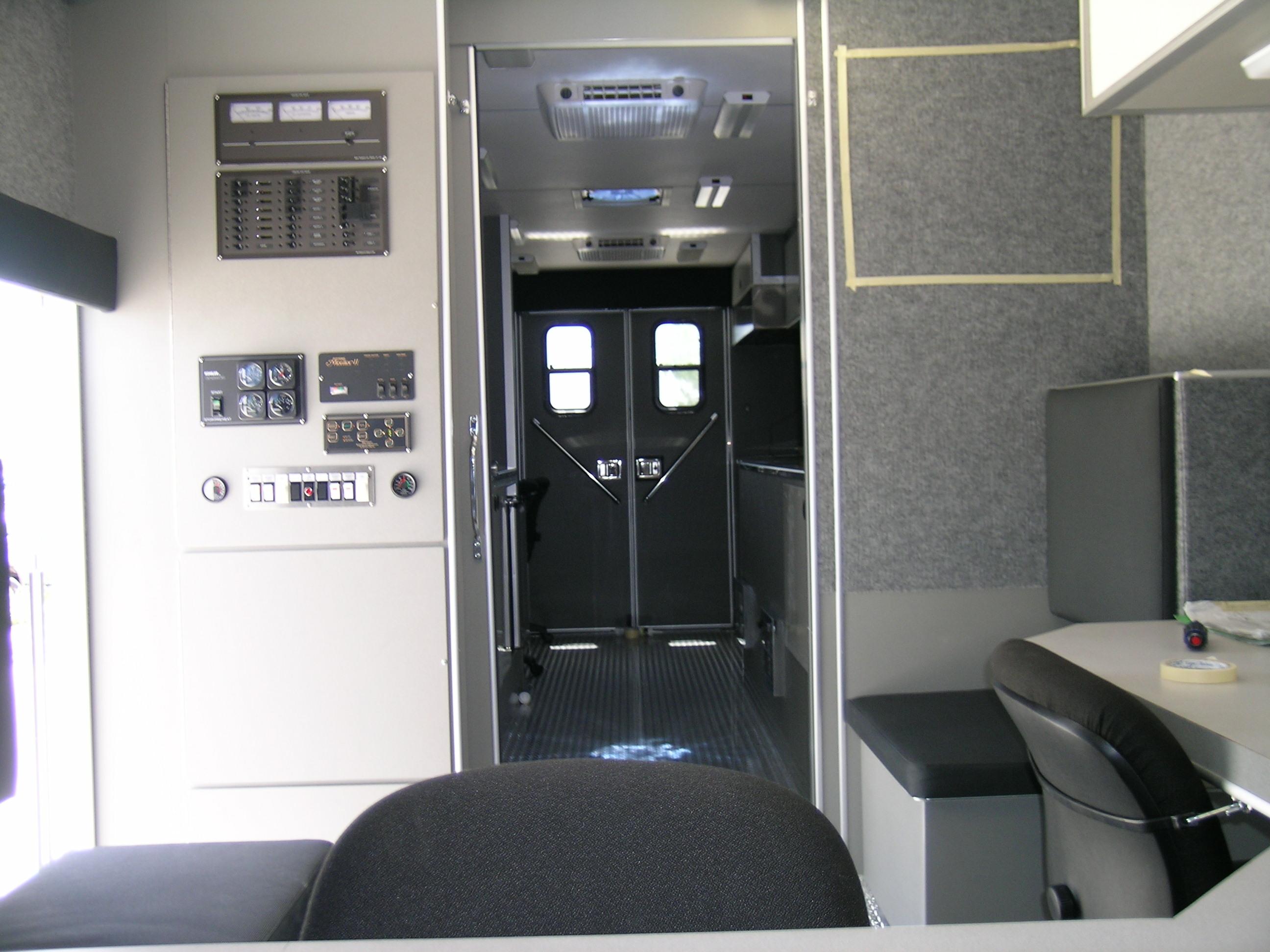 24-Ft. Crime Scene Response Vehicle