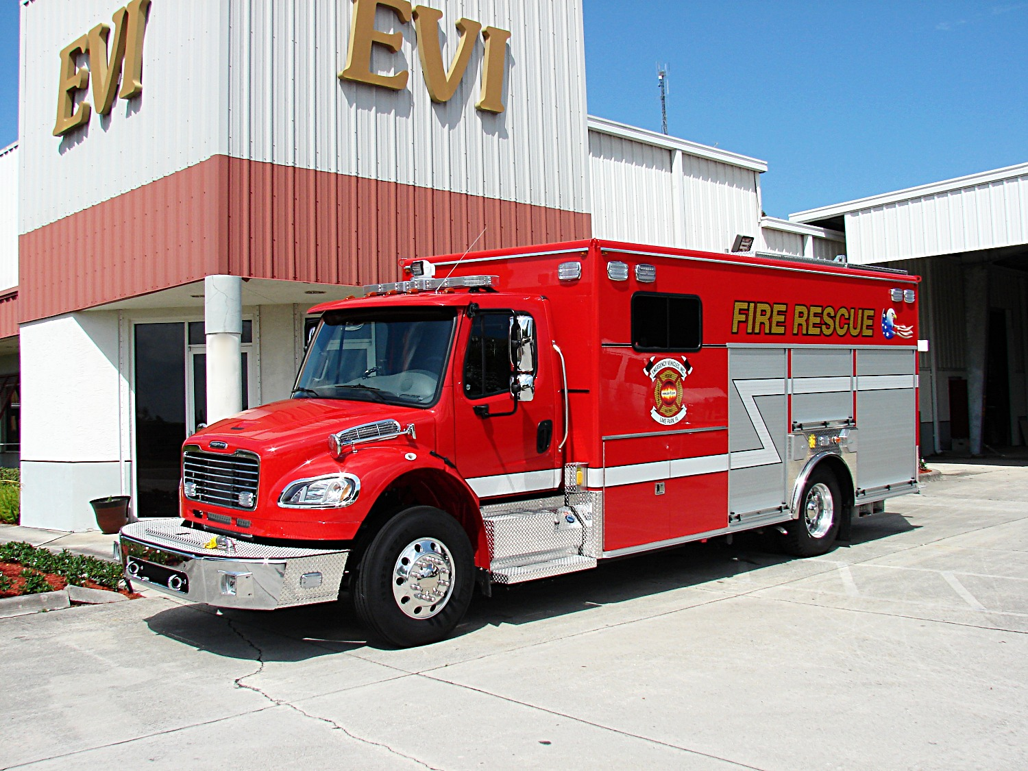 Rescue Pumpers