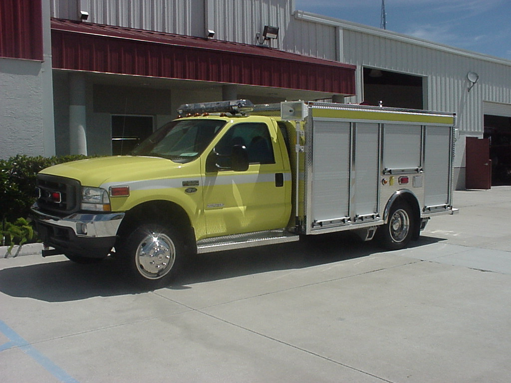 EVI 12-Ft. Quick Attack Rescue Truck