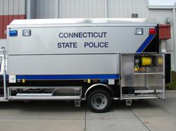 16-Ft. Walk-In Crime Squad Vehicle