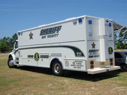 24-Ft. Bomb/EOD Response Truck