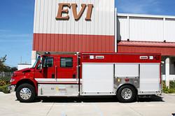 EVI Medium Rescue Squad Truck