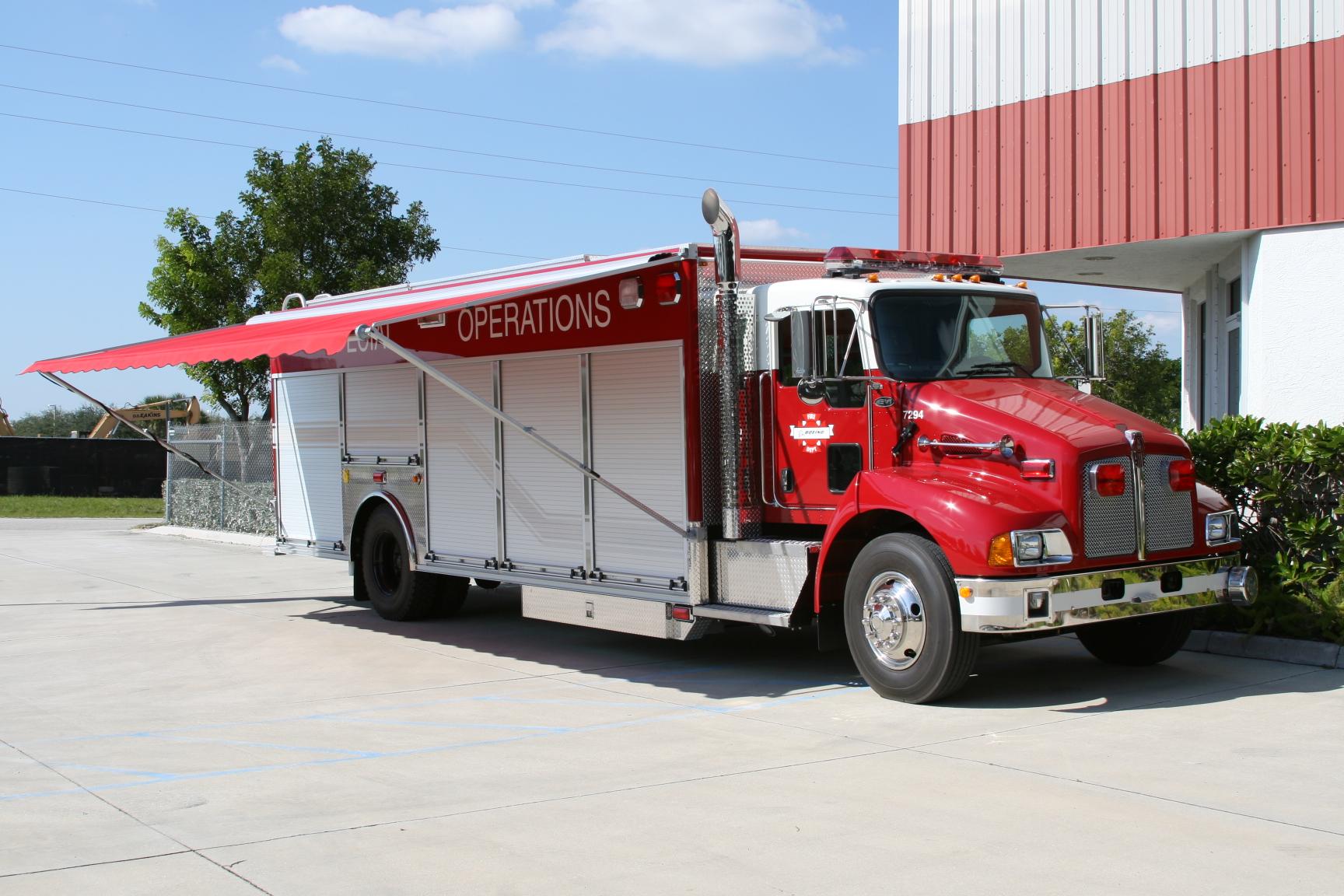 24-Ft. Rescue / Hazardous Response