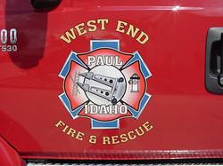 17-Ft. Crew Body Rescue Truck