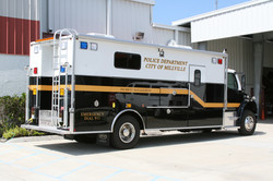 22-Ft. Tactical/Command Vehicle