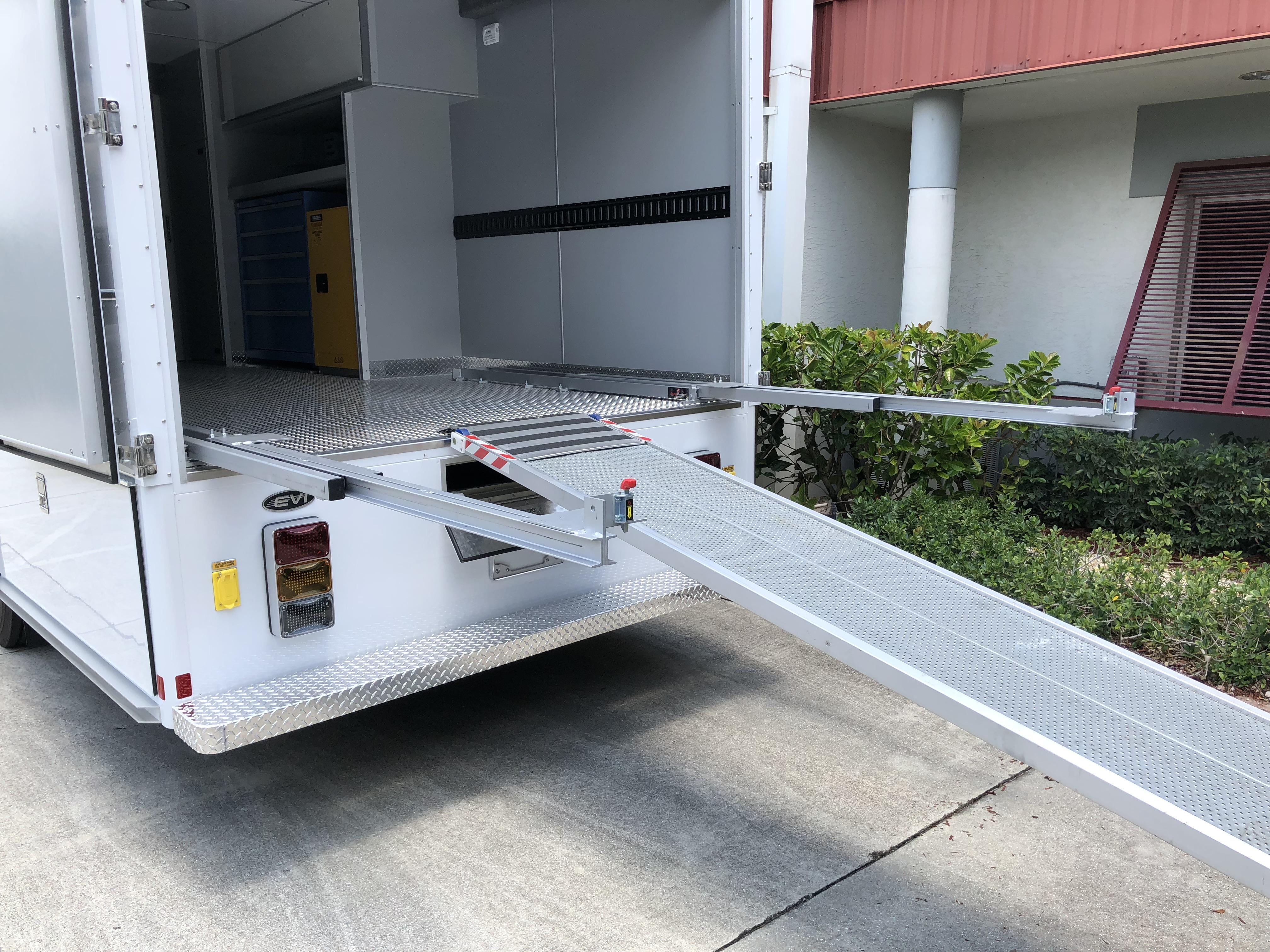 24-Ft. UAV Support Vehicle