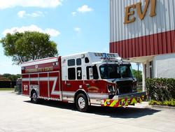 EVI Non-Walk-In Heavy-Duty Rescue