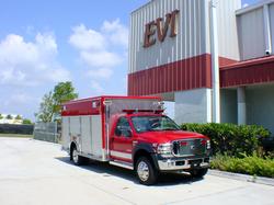 EVI 14-Ft. Non-Walk-In Rescue Truck