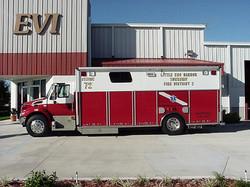 EVI First Responder Rescue Veh.
