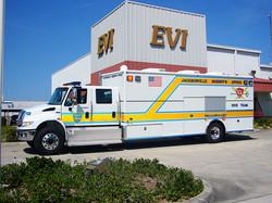 EVI Walk-In Dive Team Truck