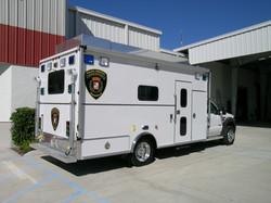 16-Ft. Command Vehicle