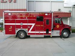 18-Ft. Crew Body Haz-Mat Response