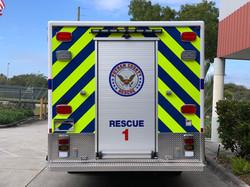 14-Ft. Non Walk In Custom Rescue