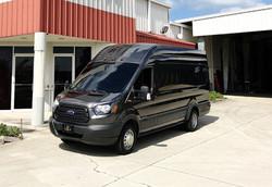 EVI custom EOD Van Conversion