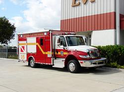 EVI Walk-In Dive Rescue Vehicle