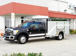 EVI 12-Ft. Non-Walk-In Support Unit