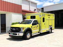 EVI 14-Ft. Crew Body Light Rescue