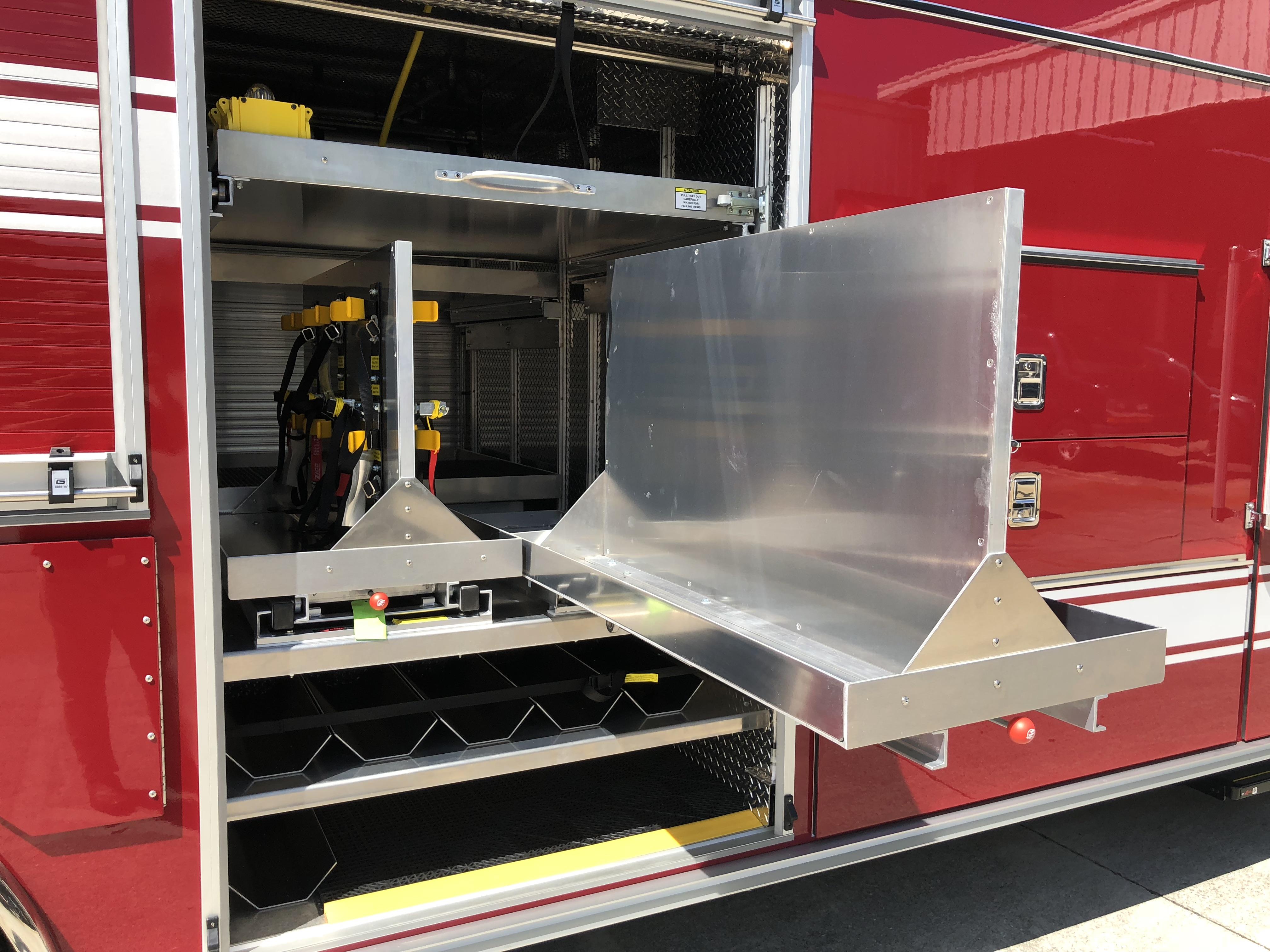 25-Ft. Crew Body Haz-Mat Rescue