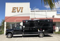 EVI 16-Ft. DWI Mobile Processing