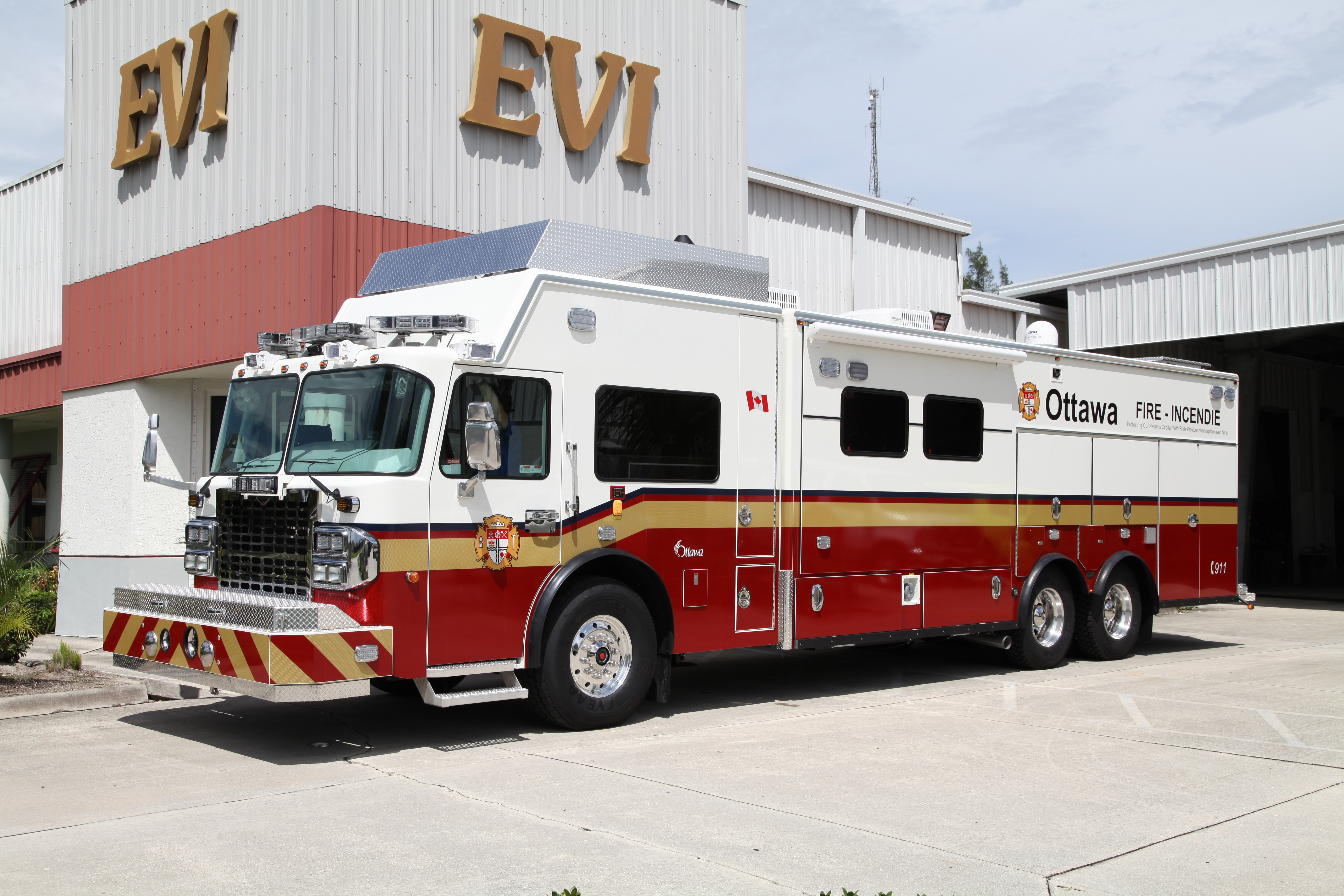 26-Ft. Walk-In Haz-Mat