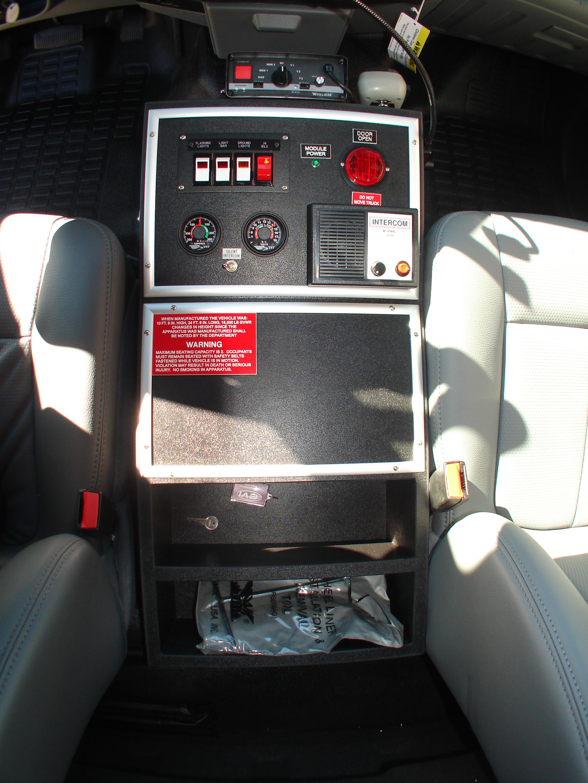 13-Ft Walk-In Rapid Response Vehicle