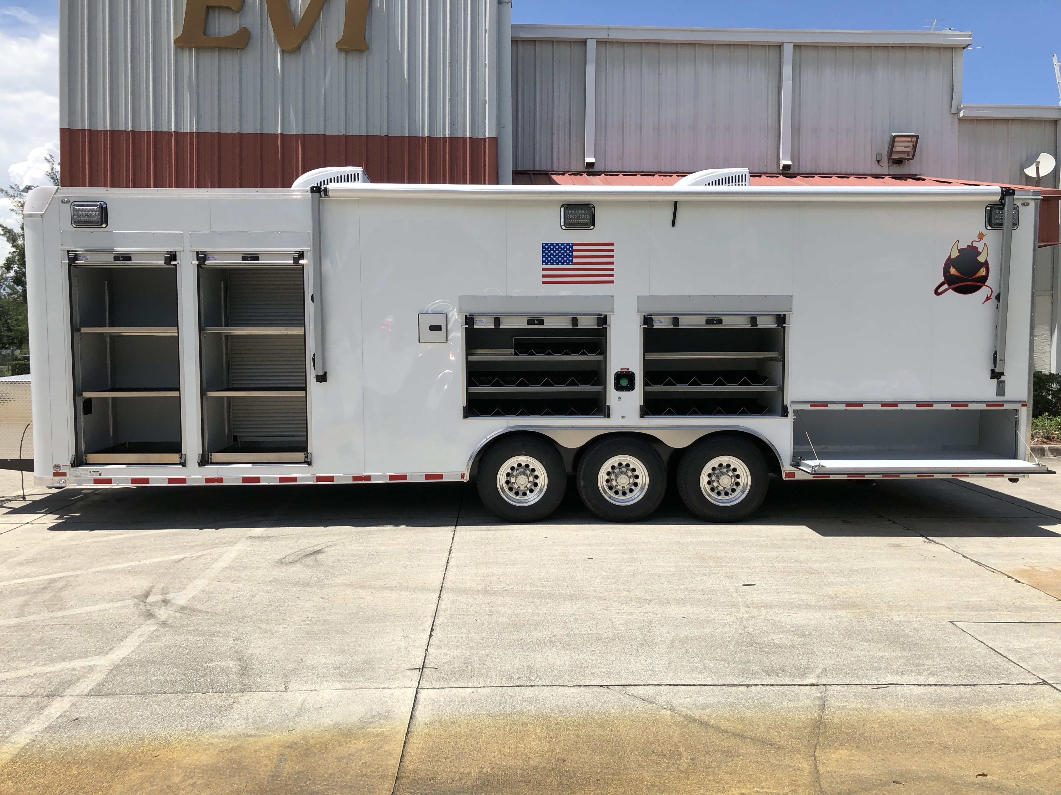 28-Ft. Maritime Operations Support