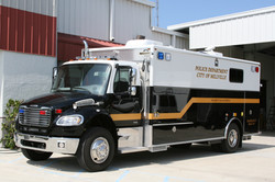 EVI 22-Ft. Tactical/Command Vehicle