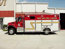 EVI Crew Body Rescue Truck