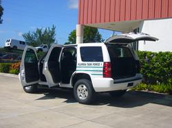 USAR Command Vehicle