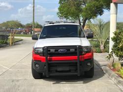 EVI Battalion Chief SUV Command