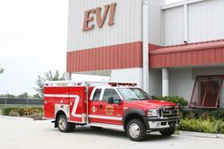 EVI 10-Ft. Non-Walk-In Rescue Truck