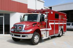 19-Ft. Crew Body Rescue Truck