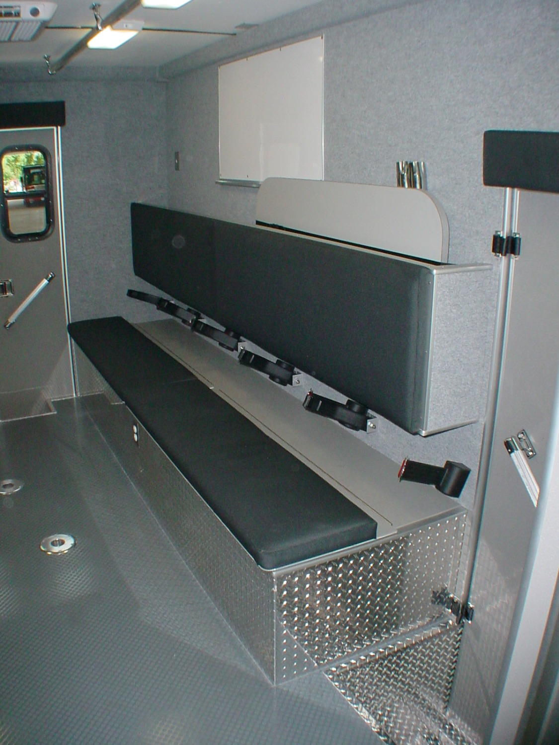 20-Ft. Tactical Command Unit